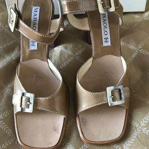 Shoes - Maraolo sandal heels